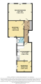 Floorplan of Cricklewood Lane, London, NW2 2JJ