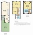 Floorplan of Prospect Road, Childs Hill, London, NW2 2JU