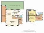 Floorplan of The Vale, London, NW11 8TL