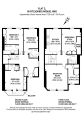 Floorplan of Fitzjohns Avenue, Hampstead, London, NW3 6nX