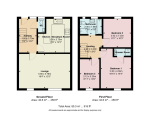 Floorplan of Longberrys Cricklewood Lane, London, NW2 2TE