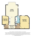 Floorplan of Moreland Court, Finchley Road, Childs Hill, London, NW2 2TN
